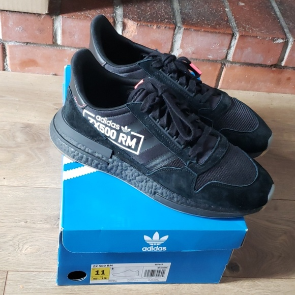 info for 55ba9 552fa MEN'S ADIDAS ZX 500 RM SIZE 11